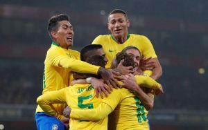 Brazil - Bolivia: Premier League Goal for Brazilians