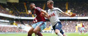 Tottenham - West Ham: Bet at 2.00 via Bet Builder and 0% rake