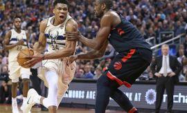 Toronto Raptors - Milwaukee Bacs: Bet on points