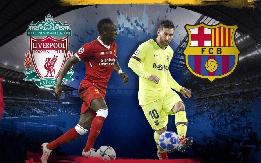 Liverpool - Messi