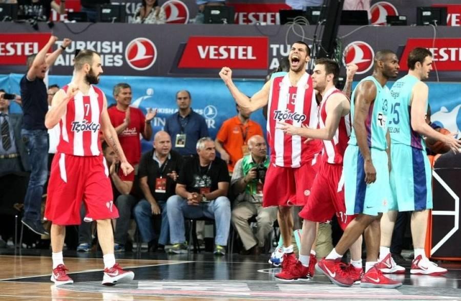Olympiacos vs CSKA in the final!