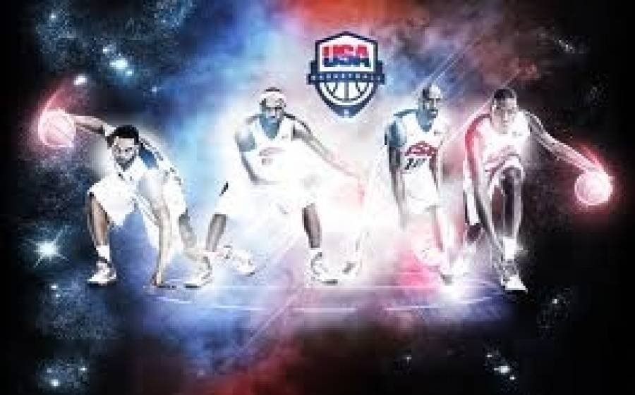 2012 USA basketball team