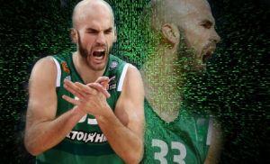 "In the crowded ""Dimitrios Tofalos"" for 2-0 Panathinaikos OPAP!"