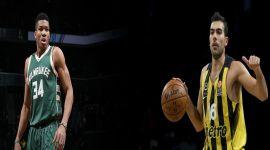 """Euroleague with Kosta Slouka and NBA with """"Greek Freak"""""""