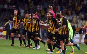 Optimistic draw for AEK and ... French championship