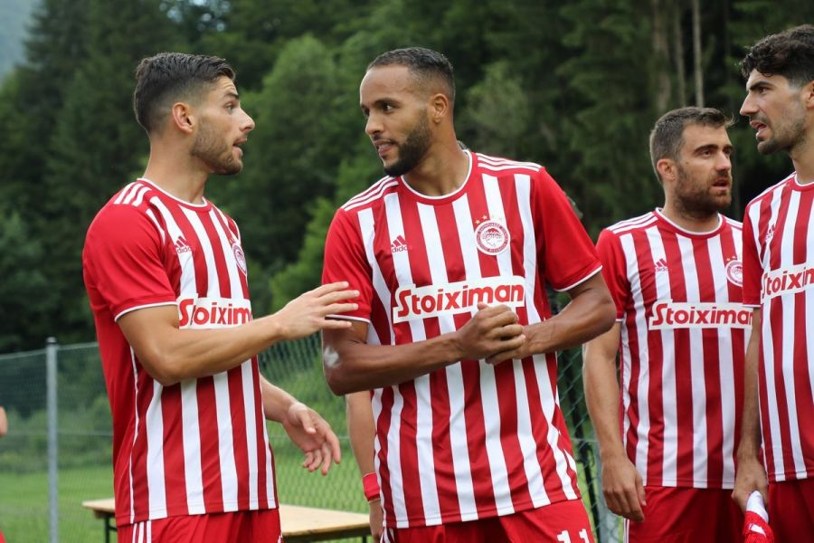 Olympiacos - Neftsi Baku: El Arabi does not want ... shots in the rematch