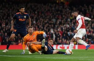 Valencia - Arsenal: Requirements for goals