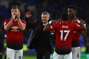 The revenge of Manchester United