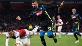Napoli - Arsenal Juventus