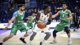 """Panathinaikos - Darussafa: """"Doubtful"""" the double handicap!"""