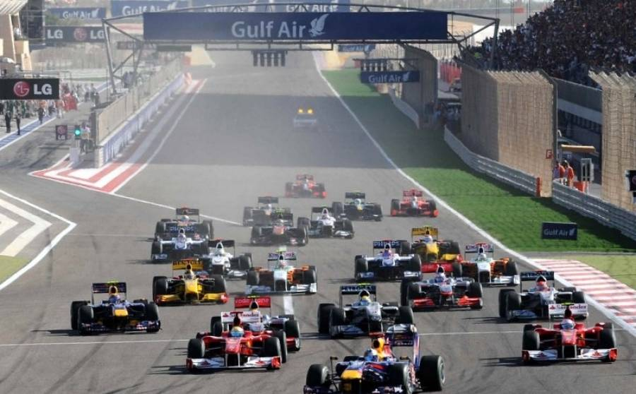 Gulf Air Bahrain Grand Prix 2012