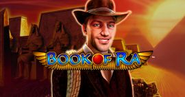 Book of Ra: The Magic World of Ancient Egypt at Stoiximan.gr