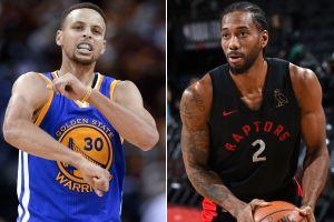 NBA Finals: Game 1 between Warriors and Raptors