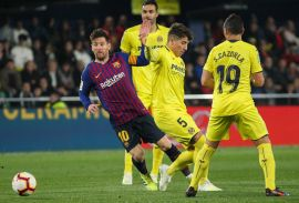 Villarreal-Barcelona: Stoiximan.gr paid all three points!
