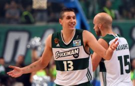 We give free 2 tickets for Basketball Panathinaikos