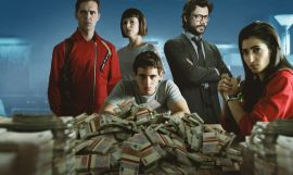 La Casa de Papel: Which character will be captured first?