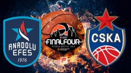 Euroleague: With Tipbet.gr's 1.85 in the big final!