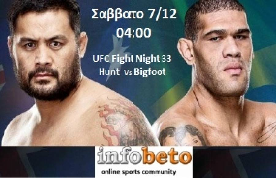 UFC Fight Night 33