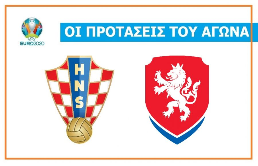 Croatia-Czech Republic: Suspicious underdog, goal game