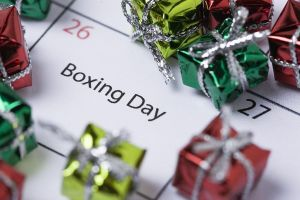 Boxing Day.. today!