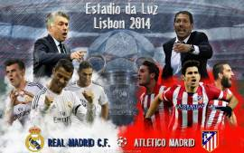 Who will the trophy go to Madrid?