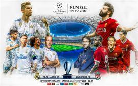 Champions League: The big final