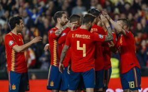 Spain - Sweden: Requirements for goals