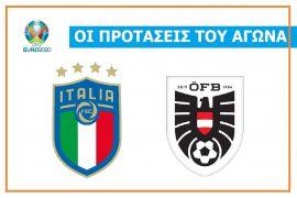 Italia - Austria: Cu Combo Bet la 2.01