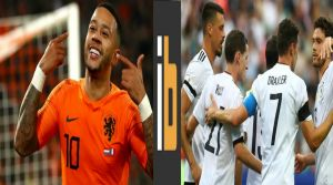 Netherlands - Germany: The Dutchman is in favor, Memphis Depey scores