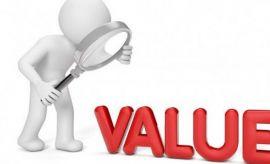 Pariu de valoare: Pariu pe valoare!
