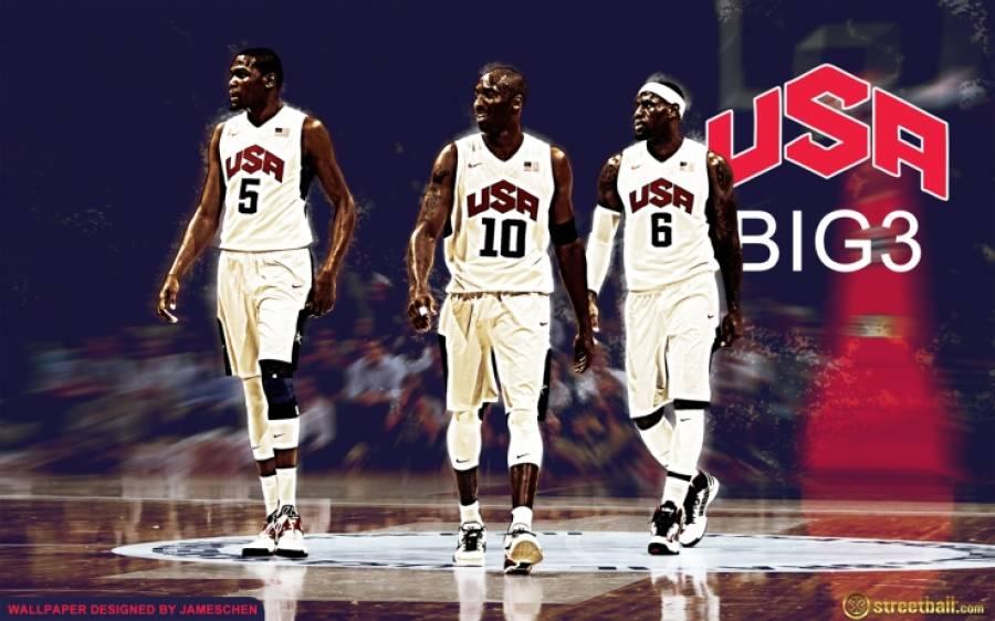 Toate baschetul, Jocurile Olimpice. Grupa A.