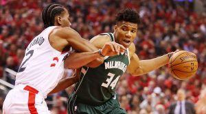 "NBA: The series returns to Milwaukee and Giannis gets his ""gun"""