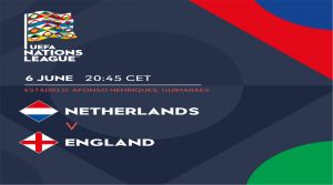 Netherlands - England: Matsara in the second semifinals of the Nations League!