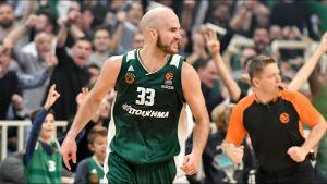 """Nick Kalathes """"conduce"""" Panathinaikos OPAP la playoff"""