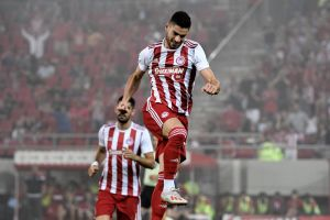 Olympiakos's performance in the Champions League qualifiers