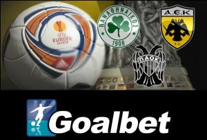 AEK, PAO and PAOK with 990 betting options!