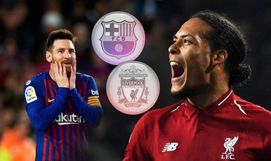 Barcelona - Liverpool