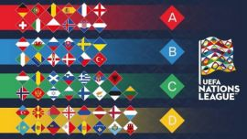 What is the Nations League and a stake in National Greece!