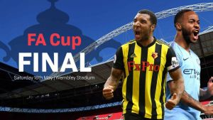 Manchester City - Watford: England Cup Final