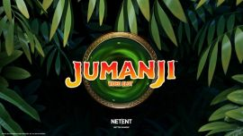 Jumanji: The top game of the year is at Stoiximan.gr Casino
