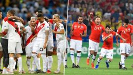 Chile - Peru: Experience, base point and special bets