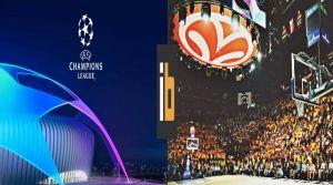 """Săptămâna """"foc"""" în Liga Campionilor și Euroleague!"""
