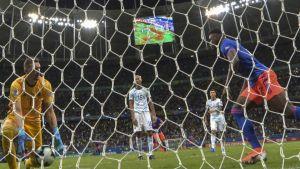 Copa America: Cerințe pentru gol și vederea