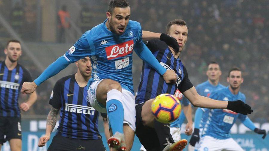 Napoli - Inter Serie A