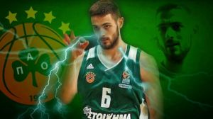 Panathinaikos - Colossus of Rhodes: With Papalpros' roller-coach, he goes beyond the line of 92.5 points!