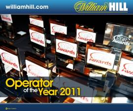 """Operator of the Υear"" στα eGR o William Hill"