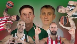 Panathinaikos-Olympiacos: Countless Bets, Say It & amp; Fantasy tournaments on Stoiximan.gr!