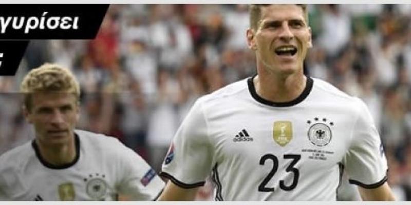 Γερμανία - Σλοβακία με την Interwetten.gr!!