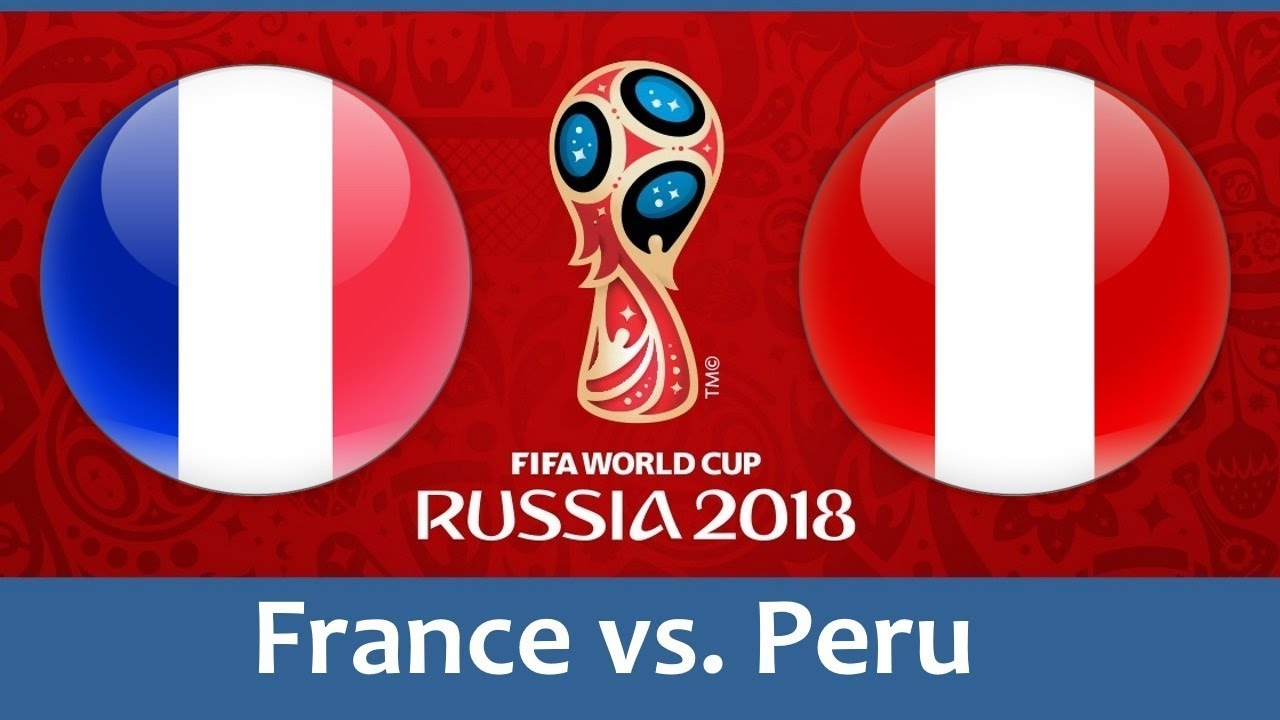 """Γαλλία – Περού: Για το """"2 στα 2"""" οι Γάλλοι!"""