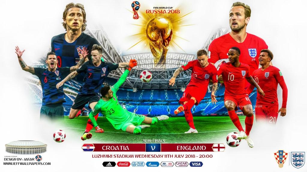 Κροατία - Αγγλία: